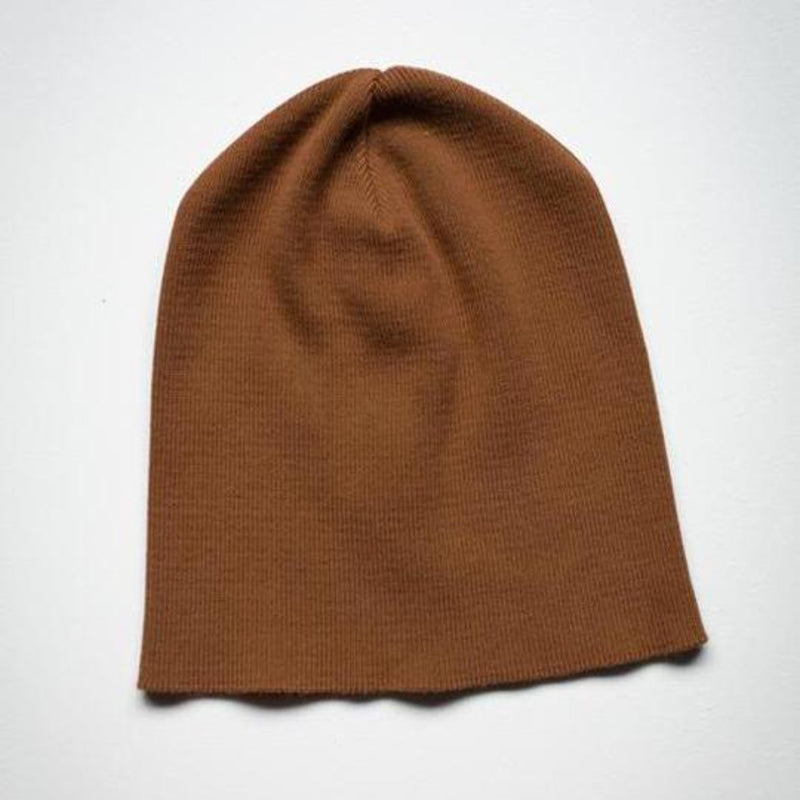 The Simple Folk knit neulepipo, rust