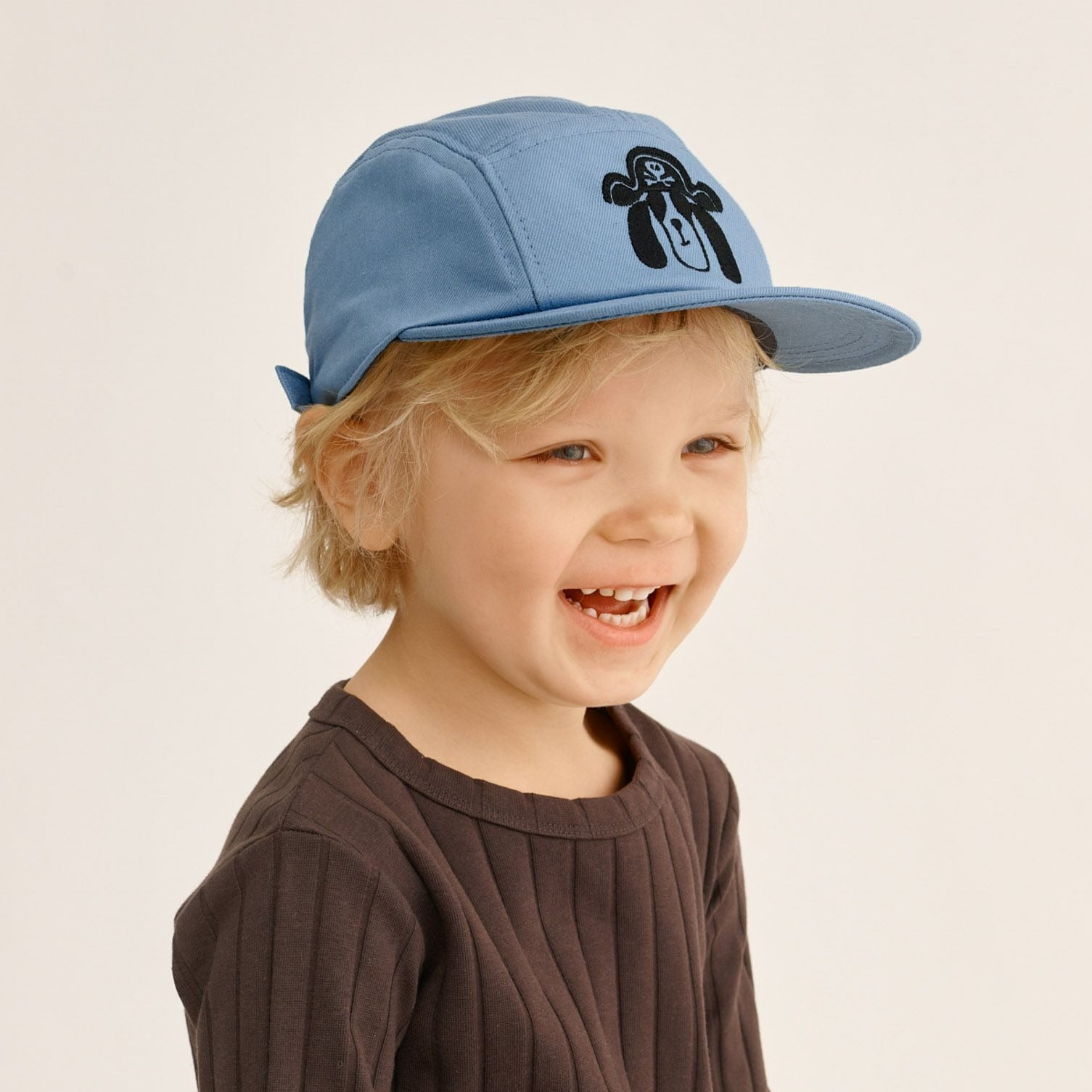 Mainio in the same boat 5-panel lippis, pigeon blue