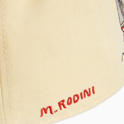 Mini Rodini turtle soft lippis, beige