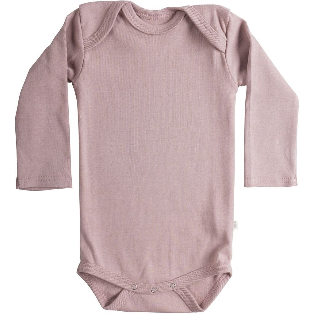 Minimalisma nebel body, dusty rose