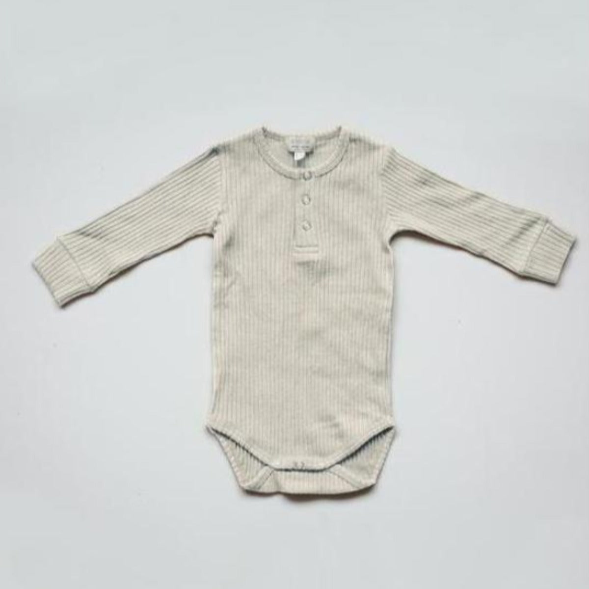 The Simple Folk ribbed body, ecru