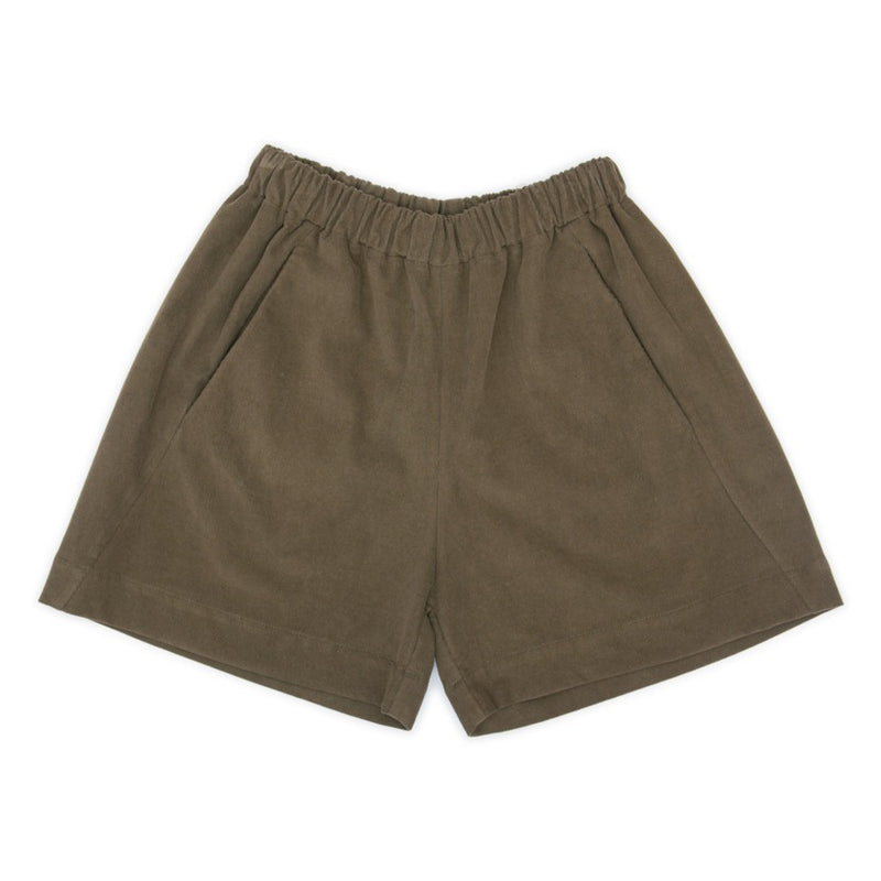 Monkind aikuisten olive shortsit, green