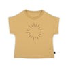 Monkind shine tee, yellow