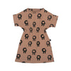 Monkind something mekko, brown