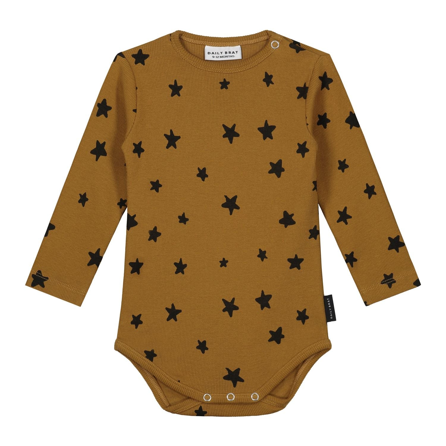 Daily Brat mini star body, sandstone