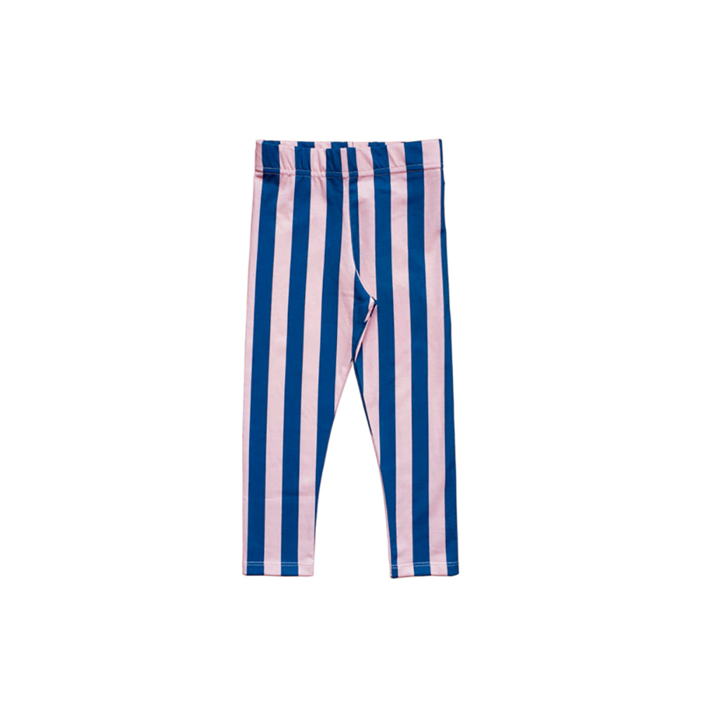 One day parade stripe leggarit, blue