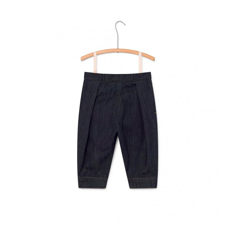 Little Creative Factory baby denim housut, navy