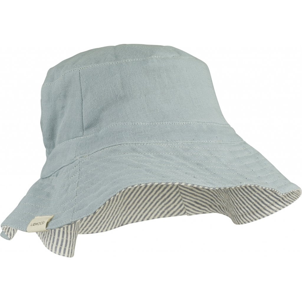 Liewood buddy bucket aurinkohattu, sea blue