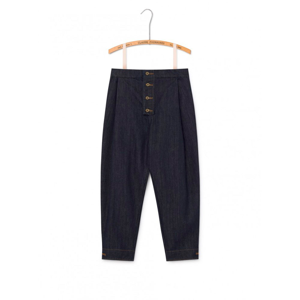 Little Creative Factory denim housut, navy