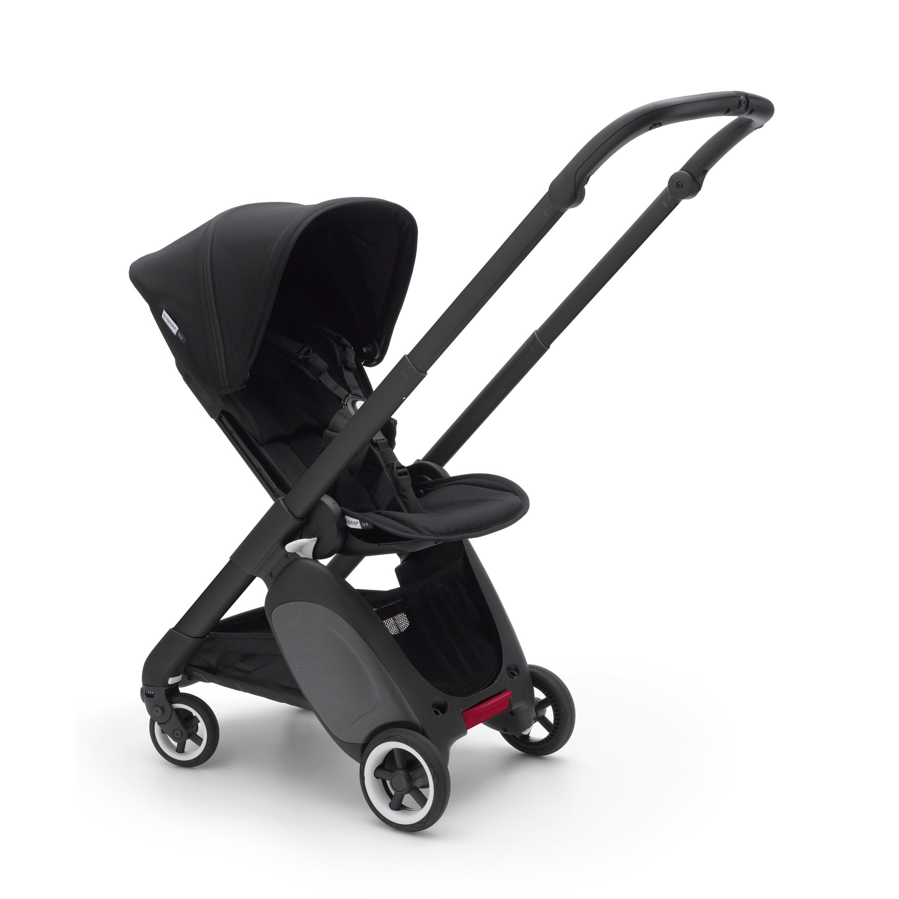 Bugaboo Ant all black complete paketti