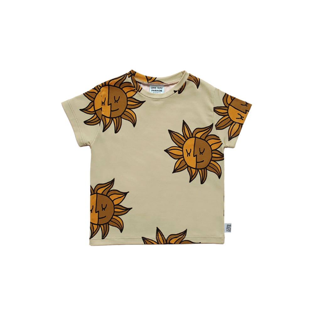One day parade big sun tee, green