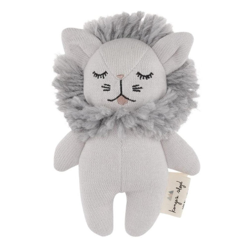 Konges Slojd mini lion, grey melange