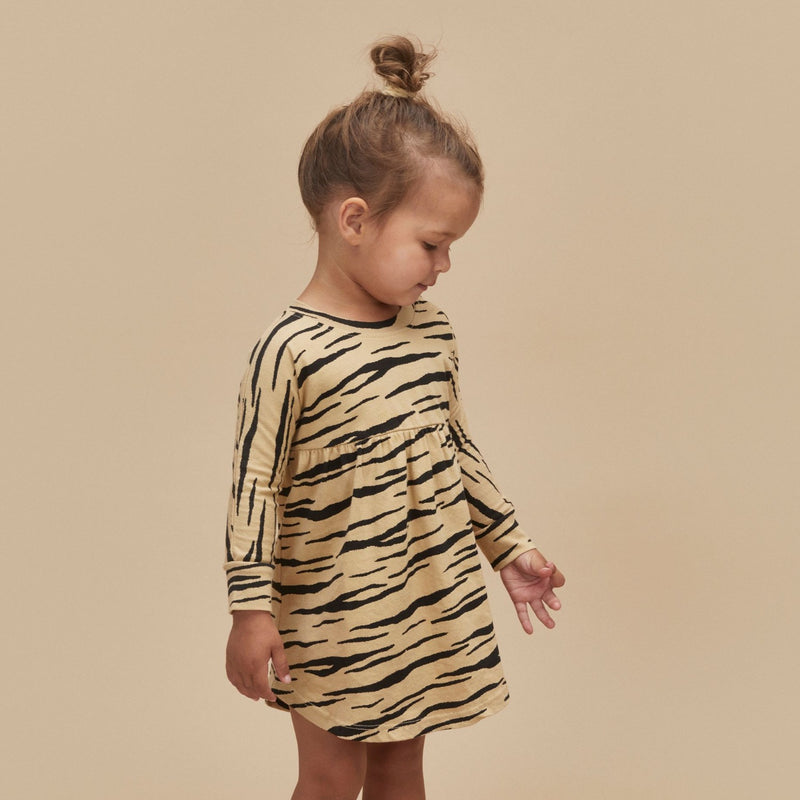 Huxbaby wildcat swirl mekko, honey