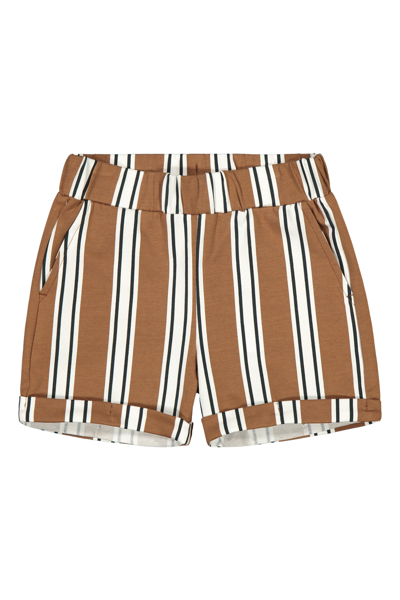 Kaiko summer shortsit, hazel stripe