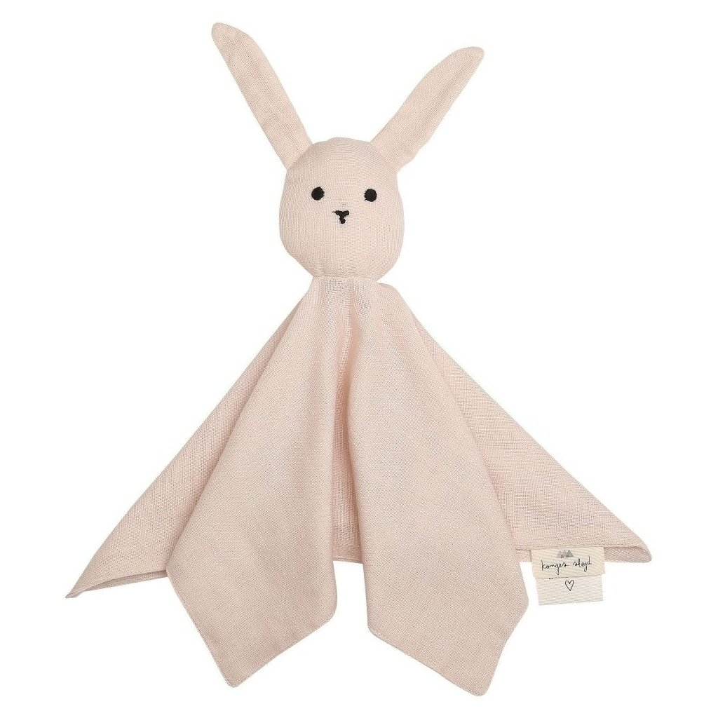 Konges Slojd sleepy rabbit harso, rose dust