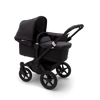 Bugaboo Donkey2 Mono Mineral collection complete, black/washed black