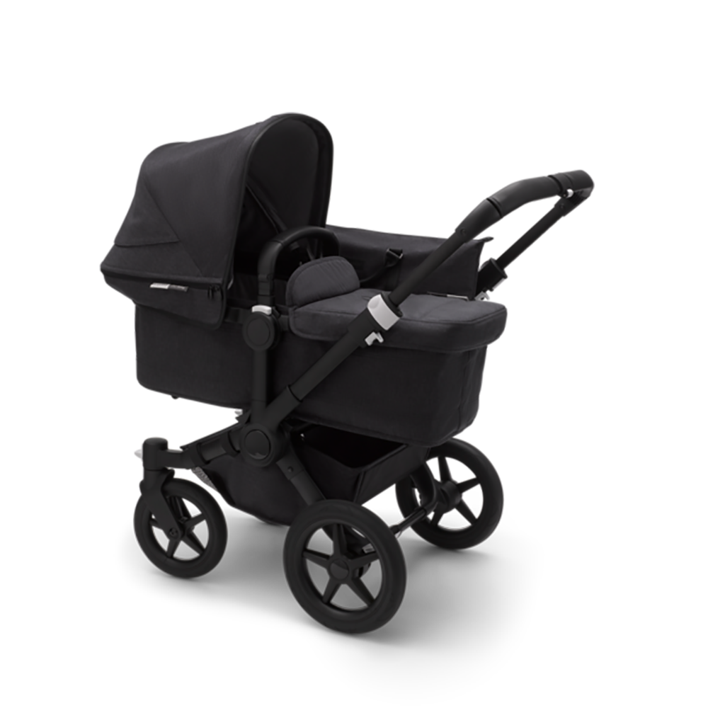 Bugaboo Donkey3 Mono Mineral collection complete, black/washed black