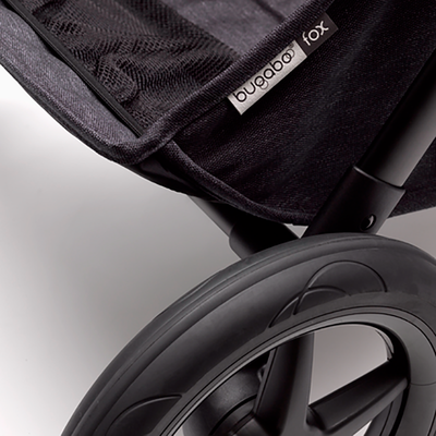 Bugaboo Fox2 Mineral collection complete, black/washed black