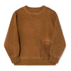 Little Creative Factory work jersey paita, camel