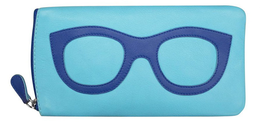 Genuine Leather Sunglasses Case Mykonos