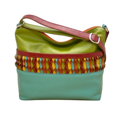 Let's Twist Crossbody Hobo