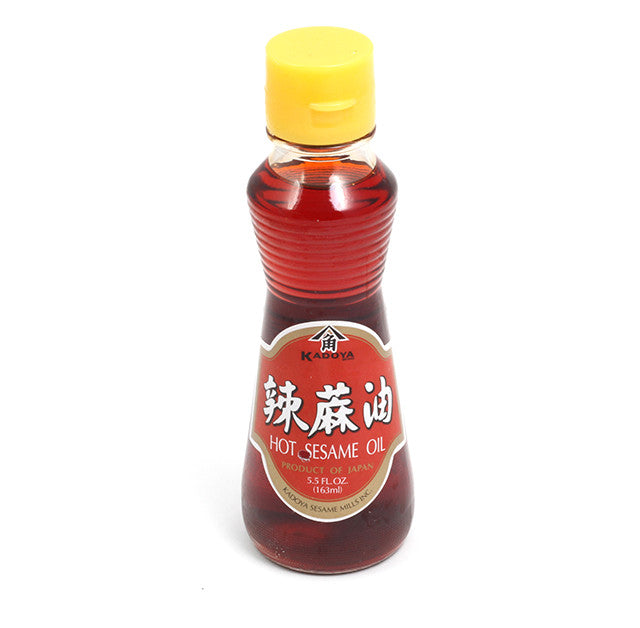 Hot Sesame Oil