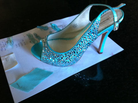 To Dye Or Not Wedding Shoes Is That Your Question