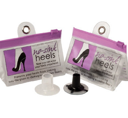 Heel stoppers NZ. No Sink heels