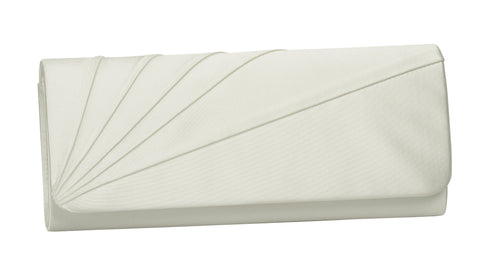 Posie - Satin wedding clutch bag - NZ