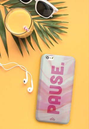 Pause Phone Cover