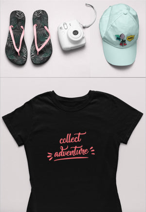 Collect Adventures Tshirt
