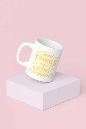 Good Things Mug