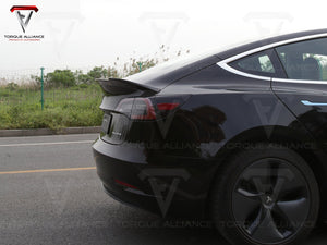 Model 3: Performance SPORTIVE Spoiler (ABS+coating)