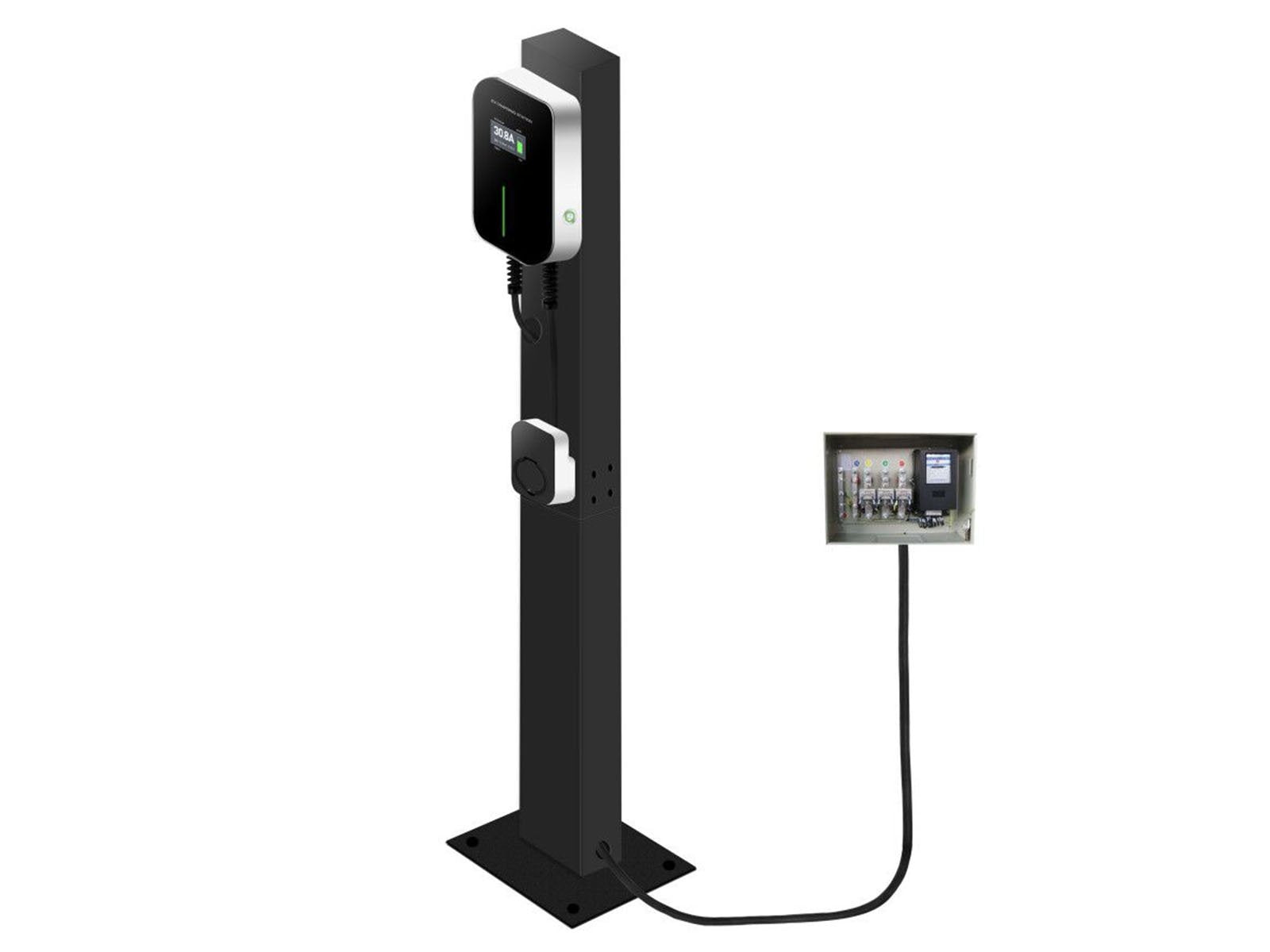 Installation Stand for EV Chargers (Steel) - Torque Alliance
