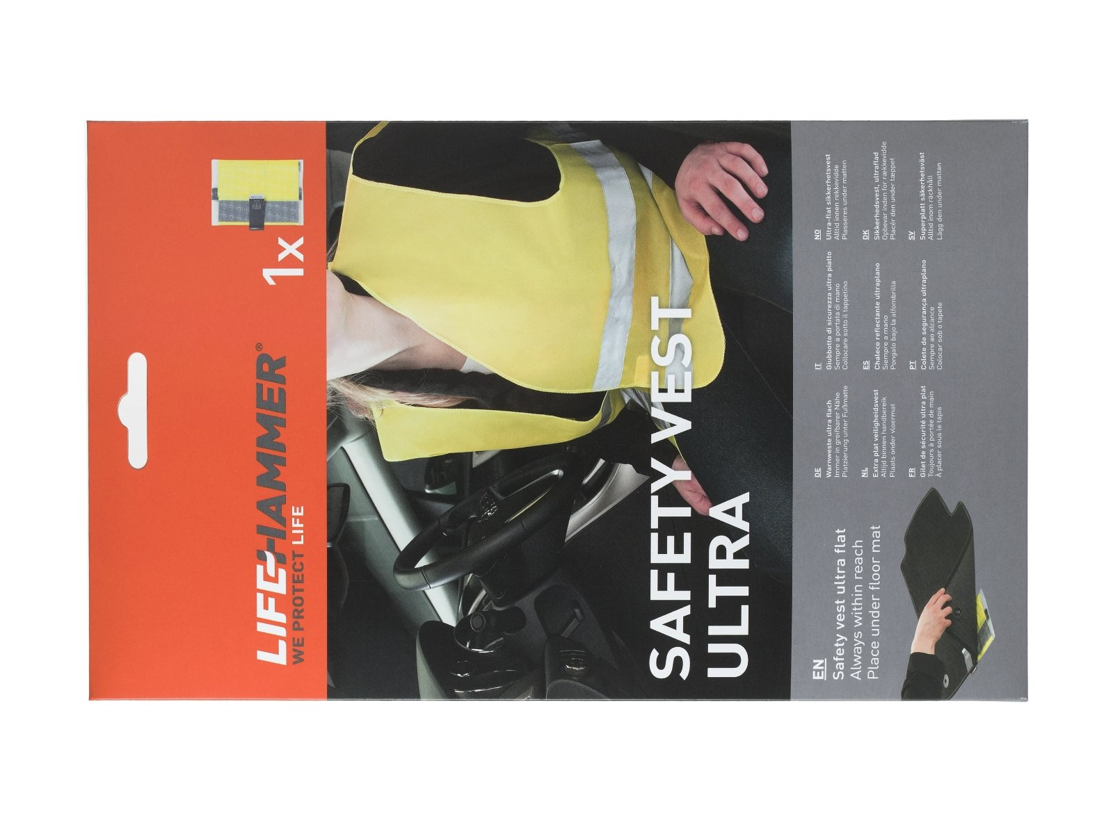 Lifehammer® Safety Vest Ultra - Torque Alliance