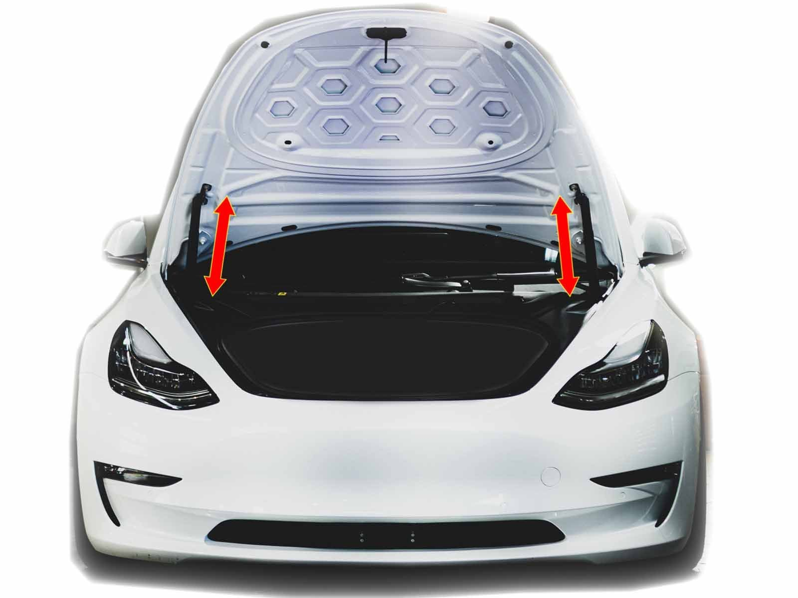 Model 3: Automatic Electrical Power Frunk - Torque Alliance