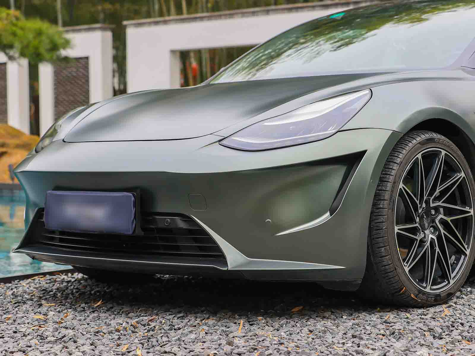 Model 3: Bolt-on Body Kit - Assassin Style - Torque Alliance