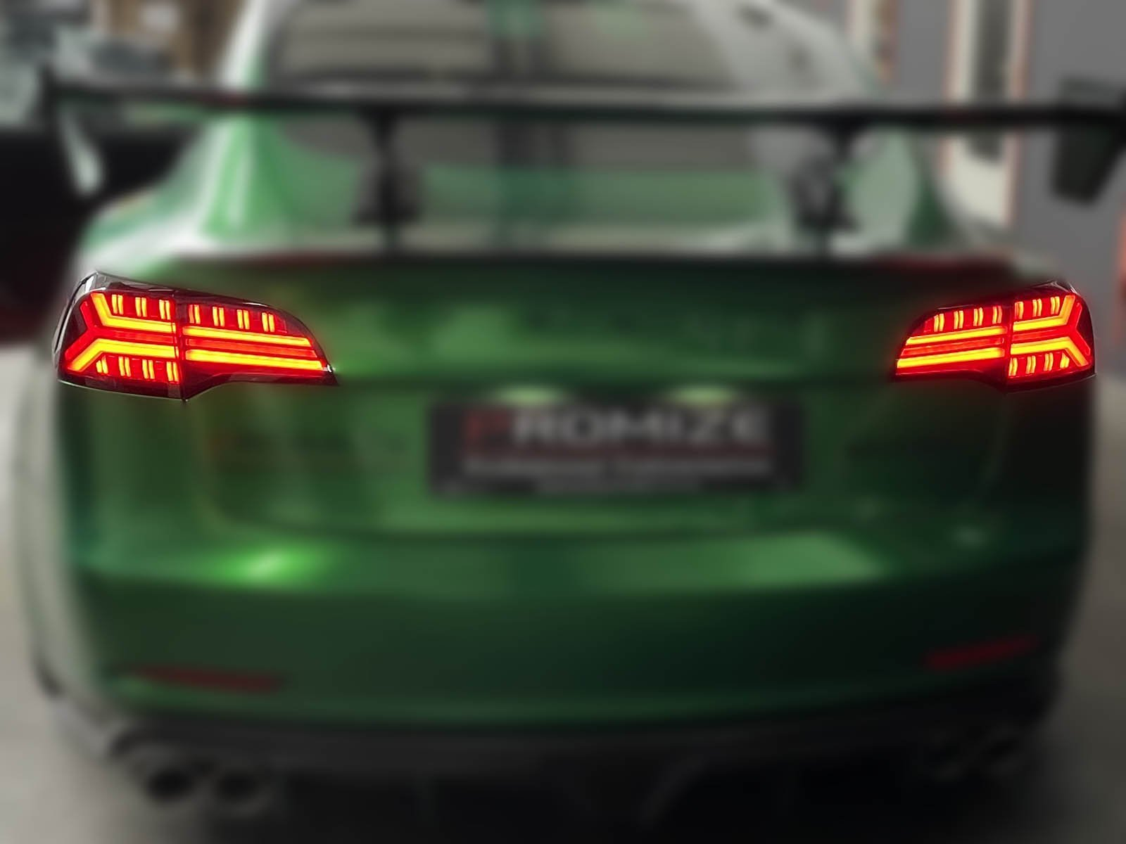 Model 3: Dynamic Tail Light Set - Torque Alliance