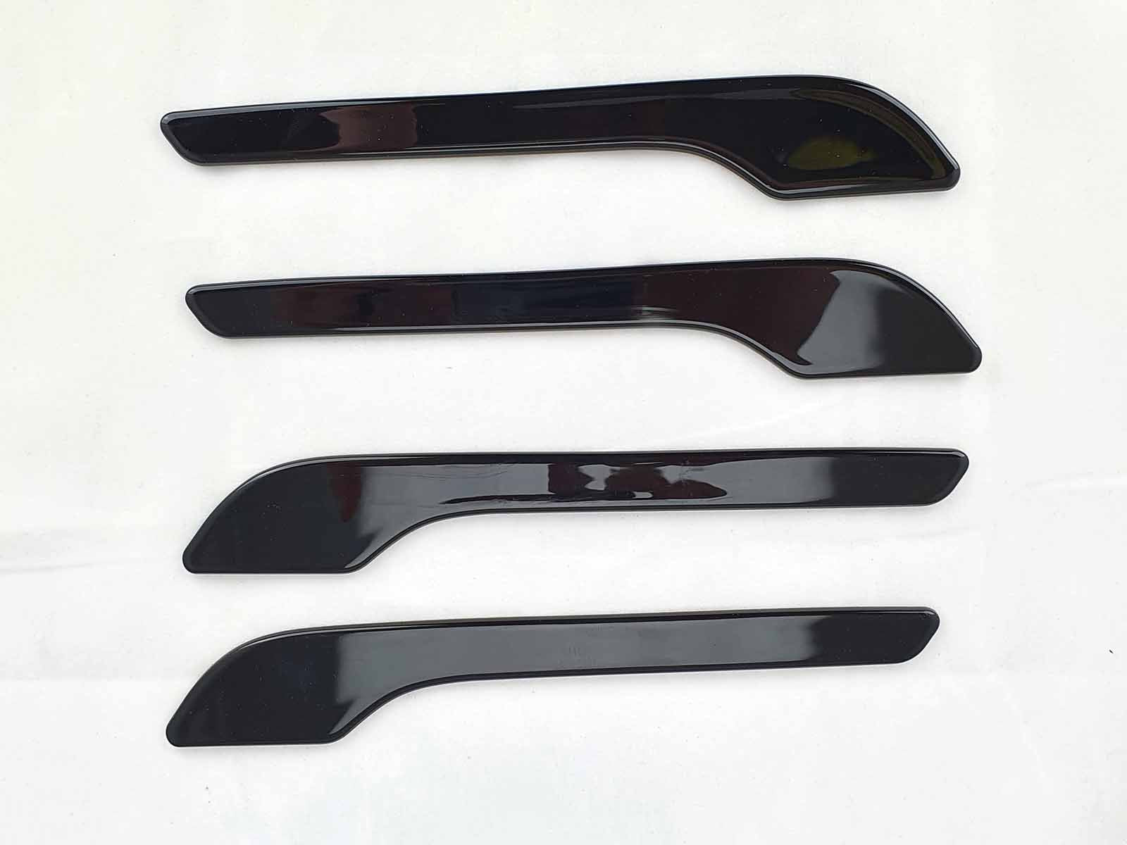 Model 3&Y: Epoxy Door Handle Decals (4 pcs) - Torque Alliance