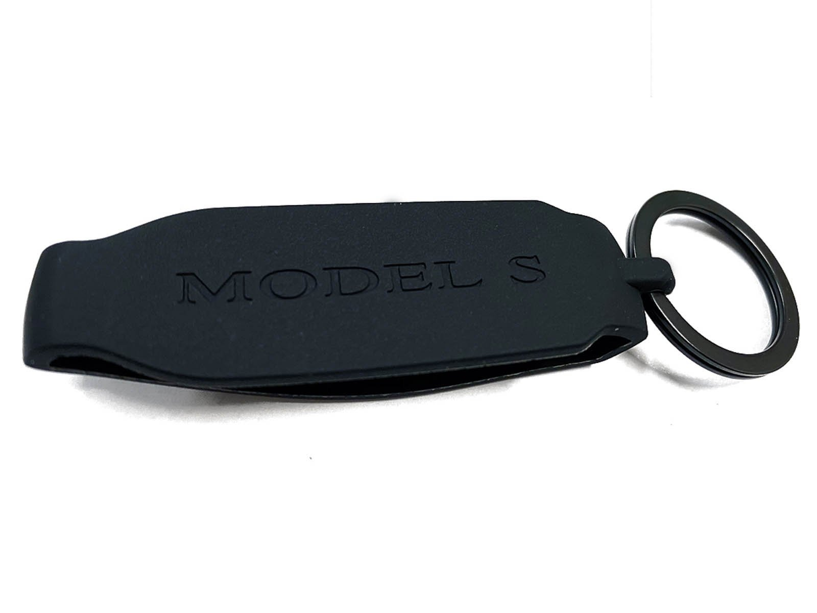 Model S: Key Fob Holder (Silicone) - Torque Alliance