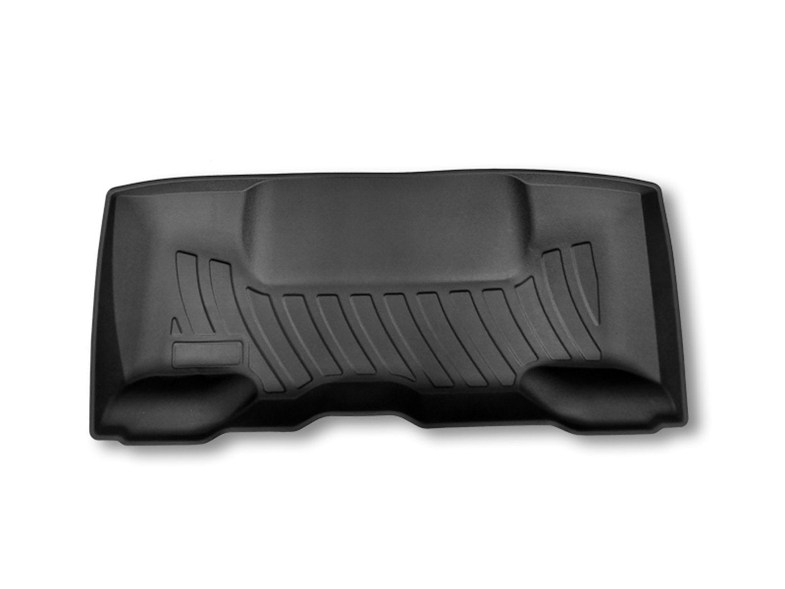 Model X: Trunk Lower Compartment Mat (TPO) - Torque Alliance