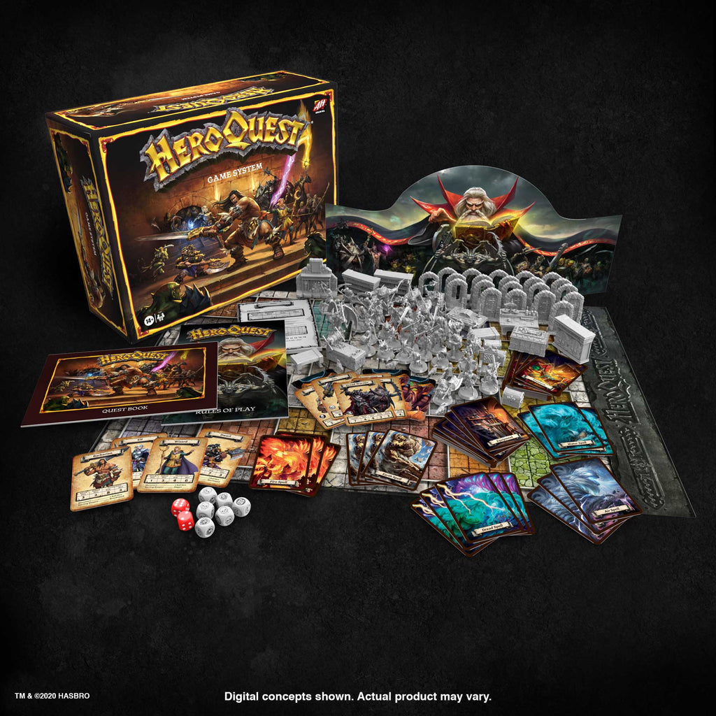 HeroQuest Game System