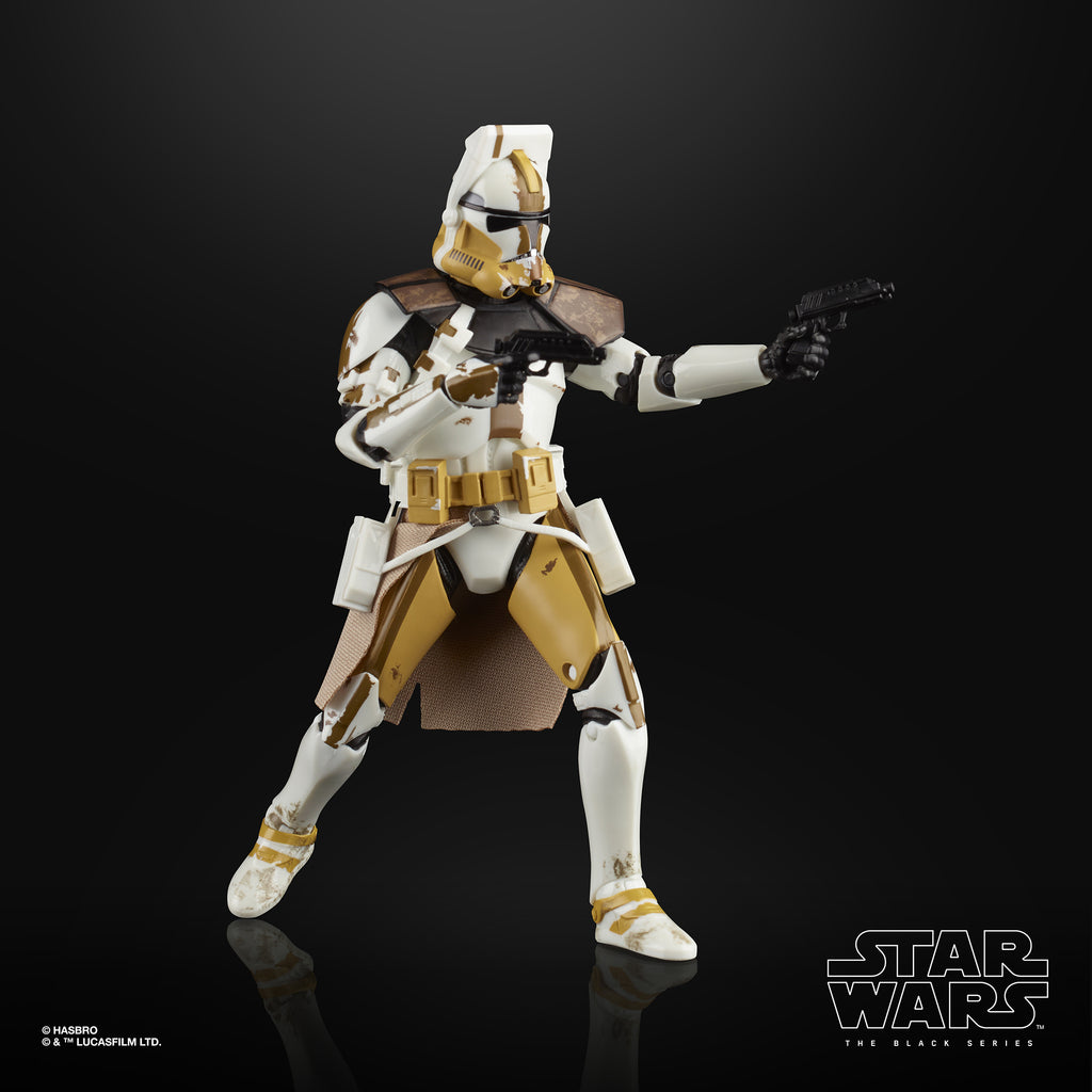 Star Wars The Black Series Clone Commander Bly Figure