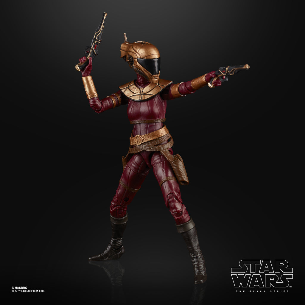 Star Wars The Black Series Zorii Bliss Toy Action Figure