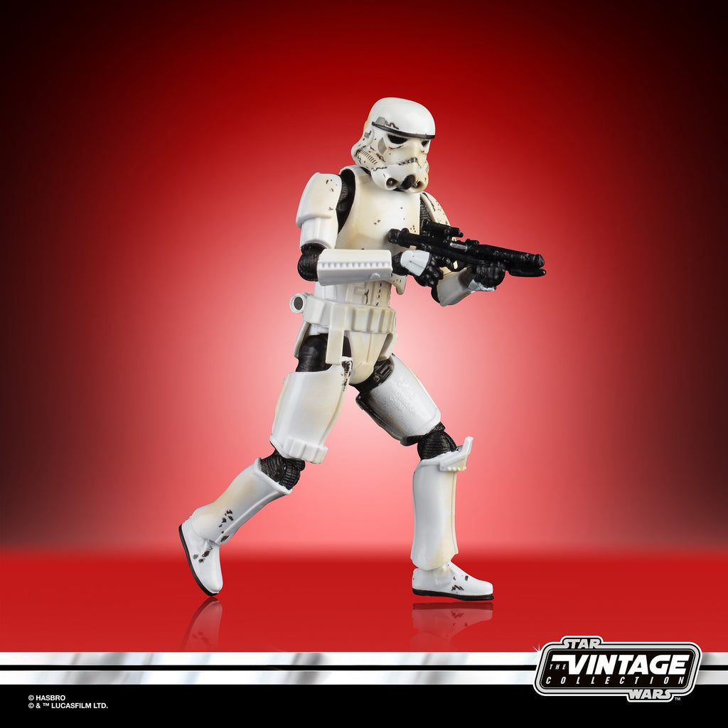 Star Wars The Vintage Collection Remnant Stormtrooper Figure
