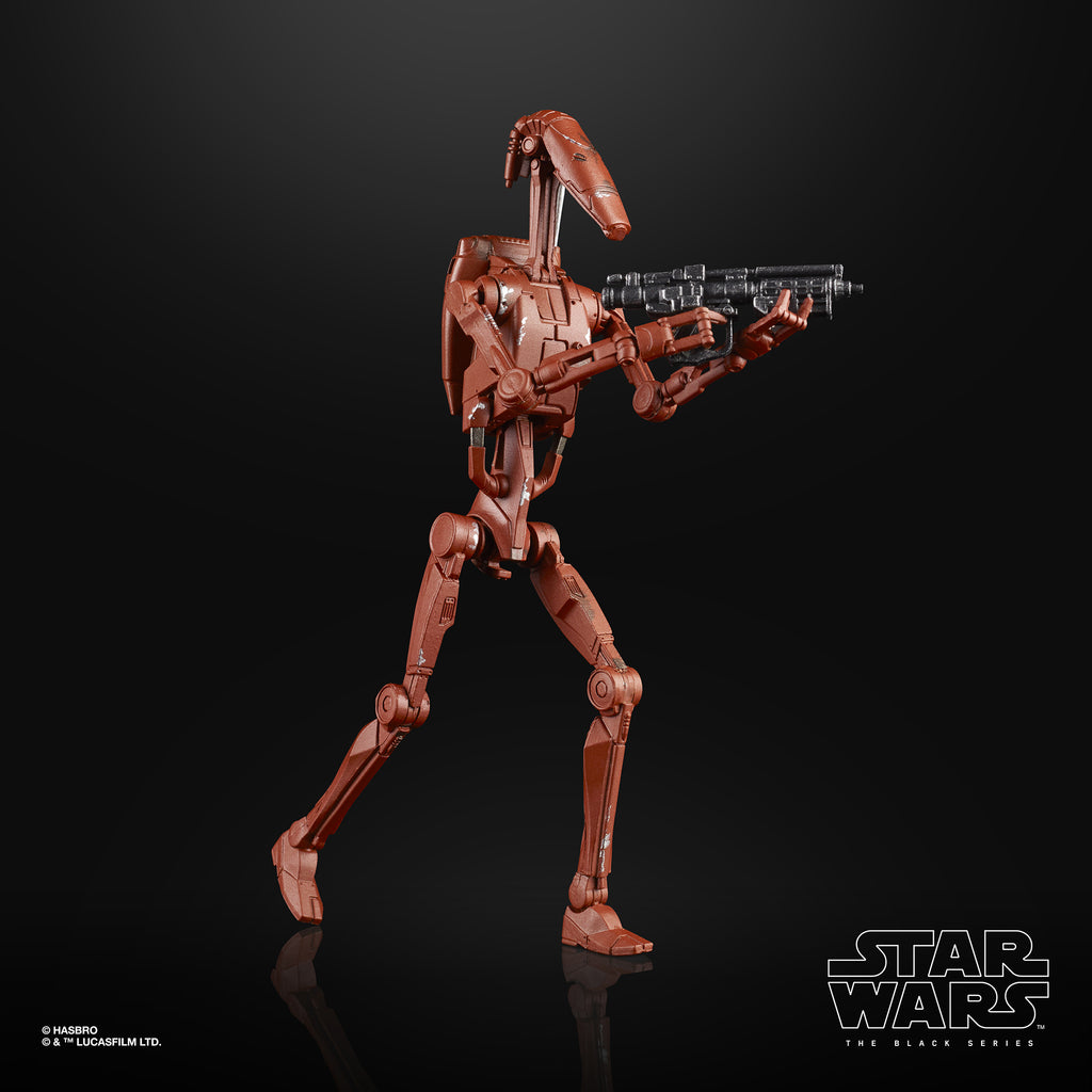 Star Wars The Black Series Battle Droid
