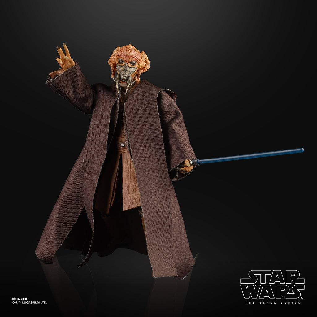 Star Wars The Black Series Plo Koon Figure