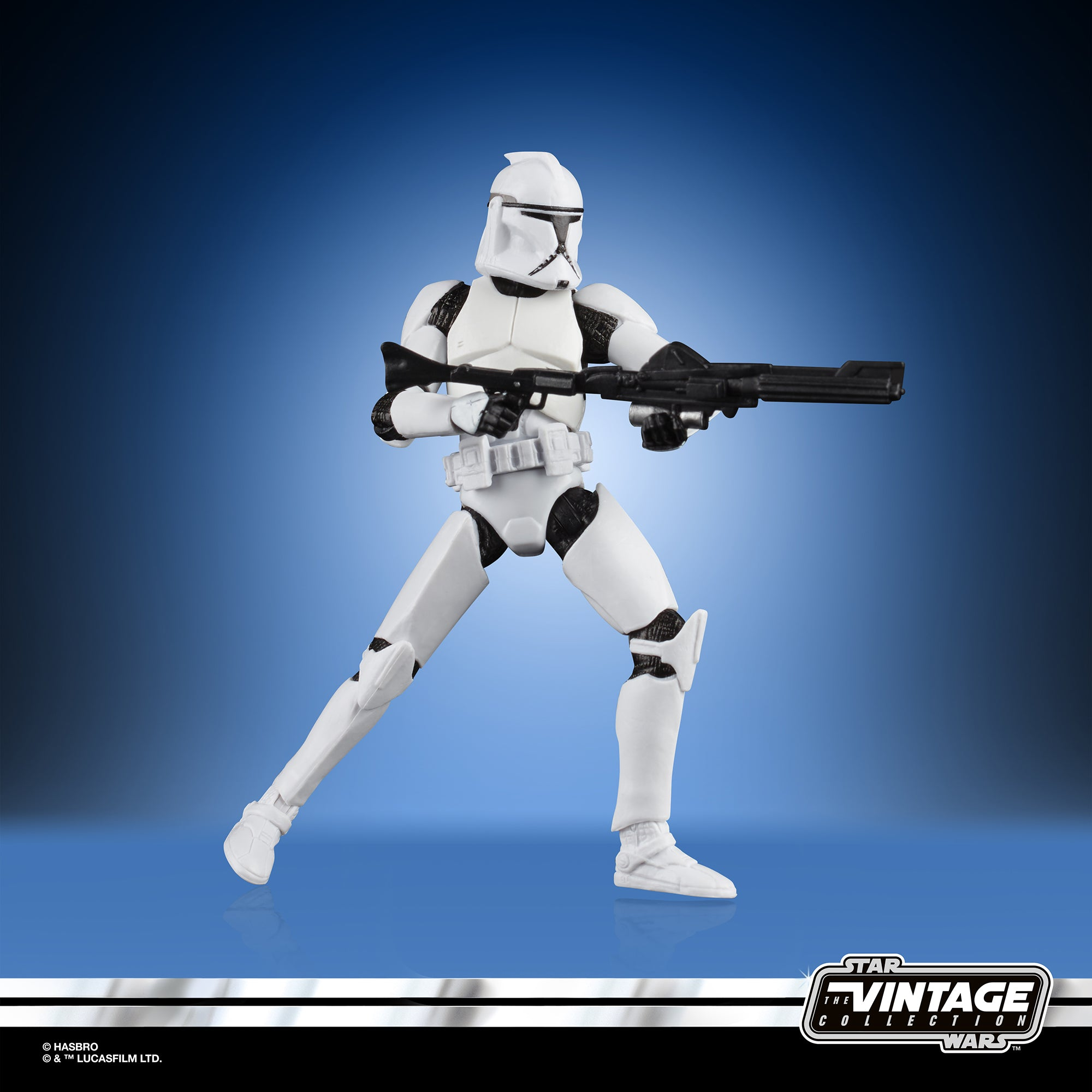 Star Wars The Vintage Collection Clone Trooper Toy Action Figure