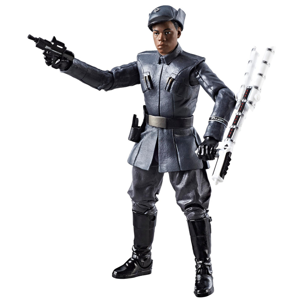 Star Wars The Black Series Finn (First Order Disguise) Figure