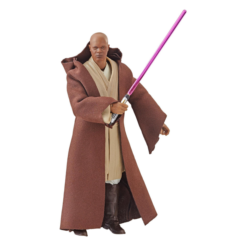 Star Wars The Black Series Mace Windu Figure